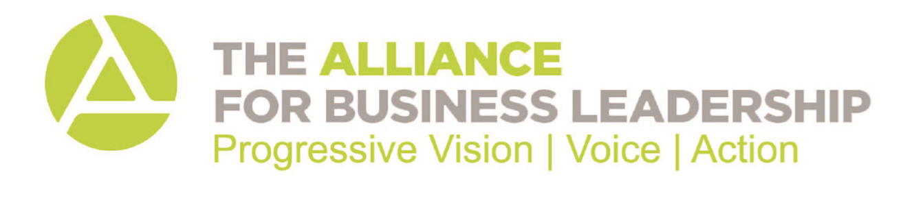 ALLIANCE FOR BUSINESS LEADERSHIP RECEPTION