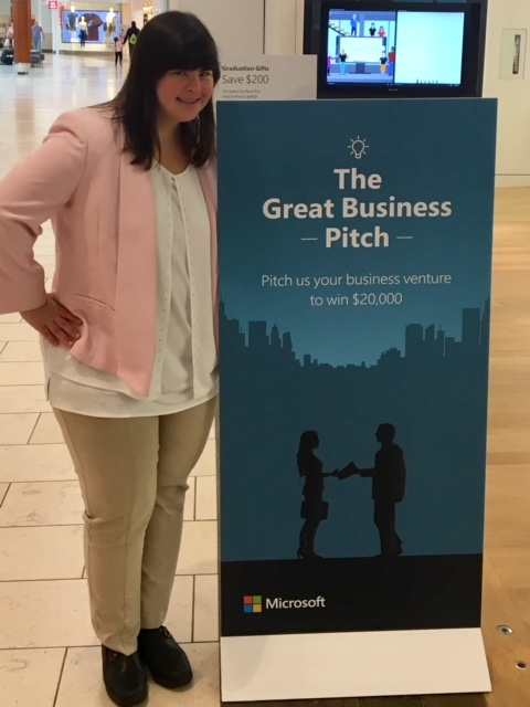 COLLETTE MICROSOFT PITCH CHALLENGE